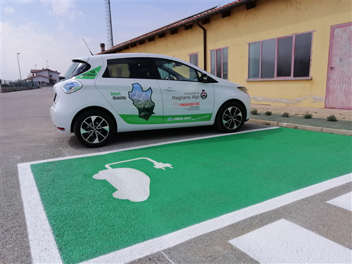 SMART MOBILITY AND GREEN PARKING